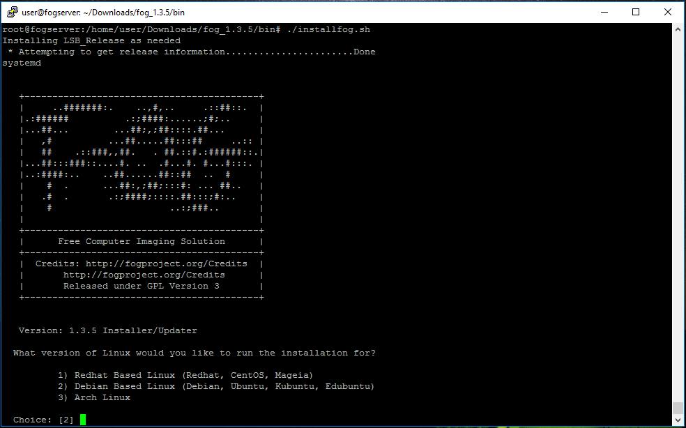 FOG Project - Configurando meu primeiro servidor de imagens [Artigo]