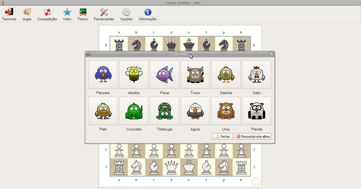Lucaschess: software para base de dados, jogar e treinar xadrez [Artigo]