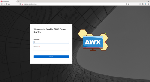 Linux: Ansible AWX