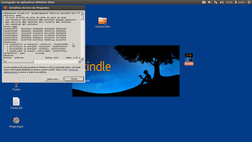 Linux: E Ink - Leitor 