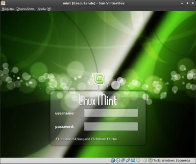 Linux: apresentando: Linux Mint LXDE Edition!