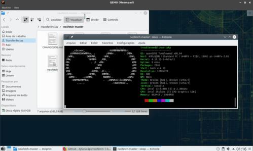 Linux: Intel GVT-g: compartilhando a GPU Intel com convidados QEMU/KVM