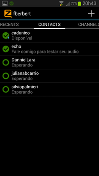 Linux: Zello - Transforme seu Android (e GNU/Linux) num Walkie Talkie