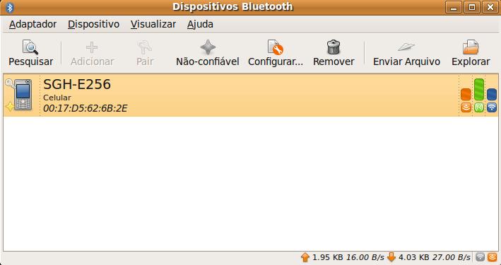 Resolvendo problemas com adaptador bluetooth no Ubuntu 9 10 [Dica]