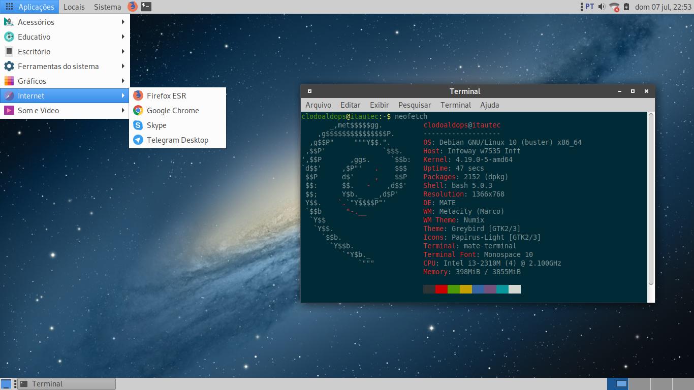 Instalando Google Chrome E Skype No Debian 10 Buster Dica