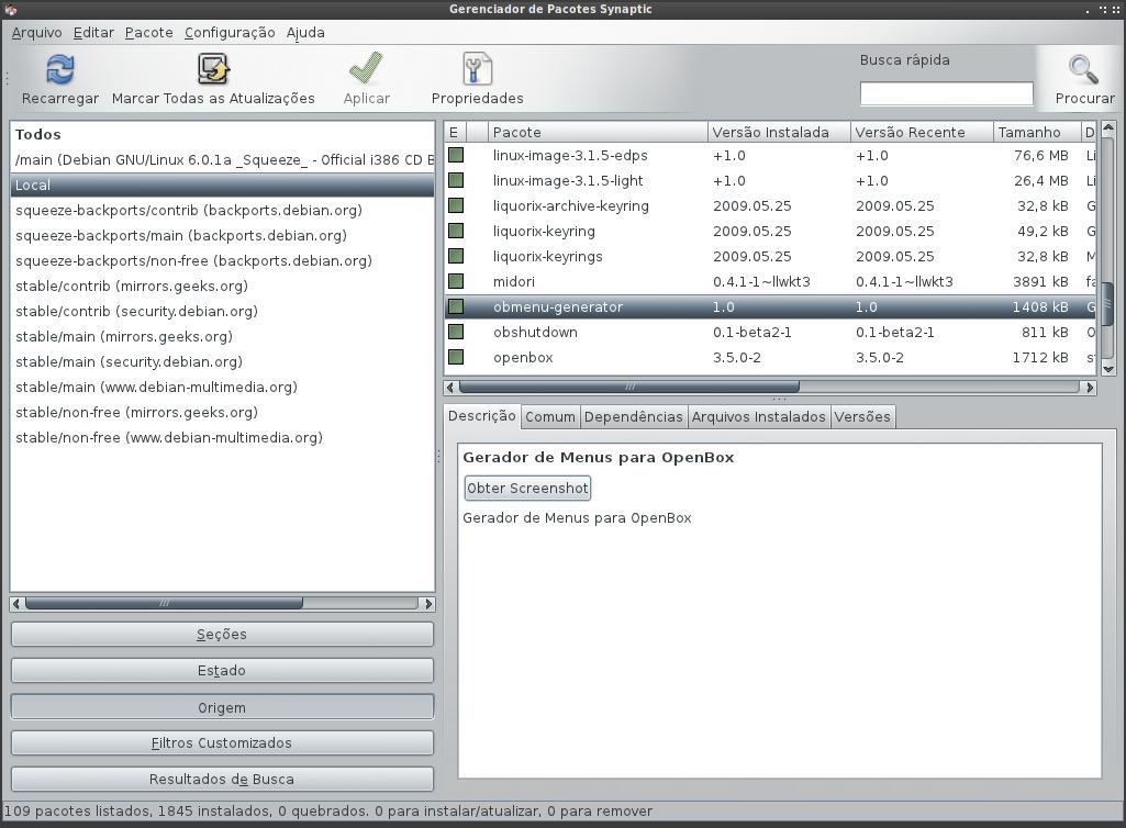 O obmenu-generator e a criação de um pequeno Debian package