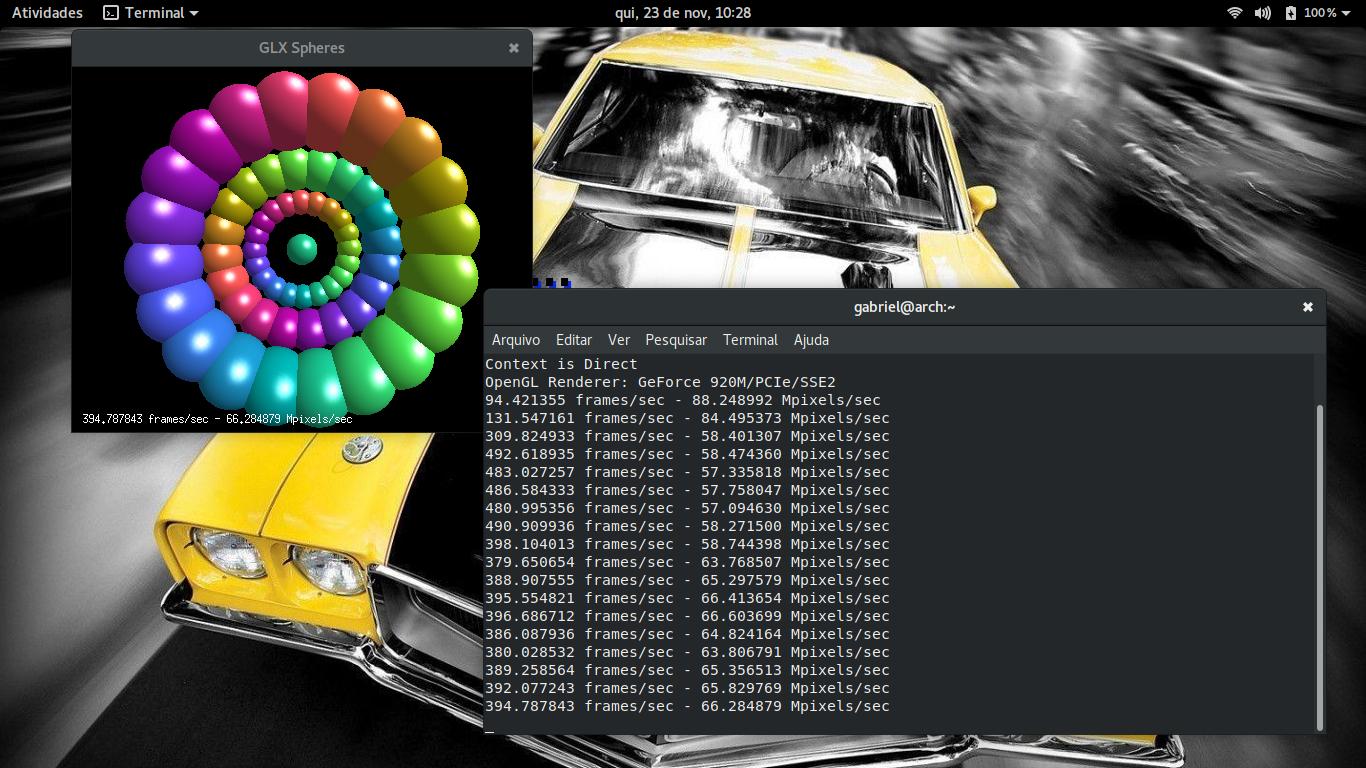 Optimus Prime com Bumblebee no Arch Linux [Dica]