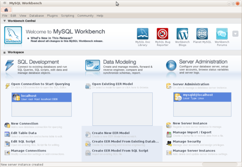 Linux: Insalando MySQL-WorkBench no Ubuntu 12.04