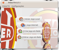 Linux: PokerTH - Poker Open Source