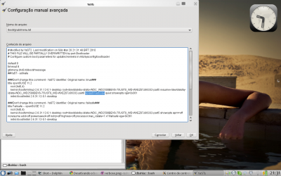 Linux: Desativando o boot-splash no openSUSE 11.2