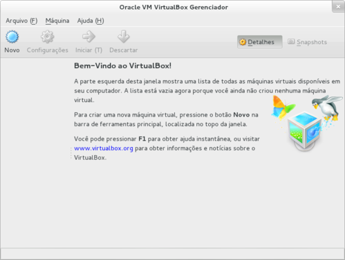 Linux: VirtualBox 4.2.6 no Fedora 18