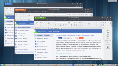 Linux: WPS Office no Slackware